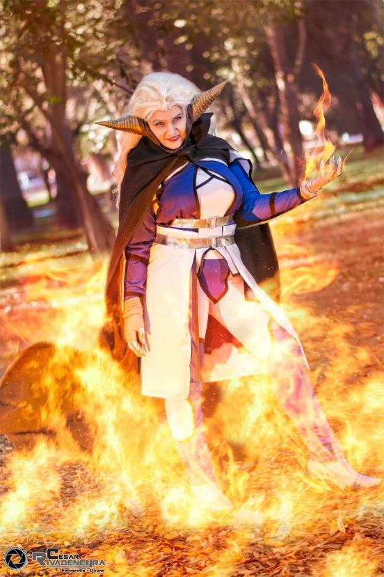 Cosplay: Mirajane Strauss Satan Soul Sitri | Daily Anime Art