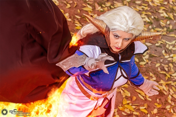 Mirajane Strauss Fairy Tail Cosplay by Neleya-Hohoemi