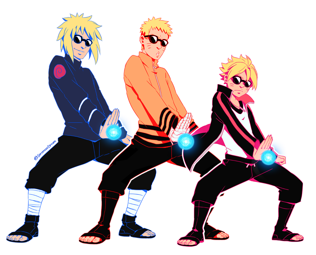 where did you get that jutsu from minato naruto and boruto