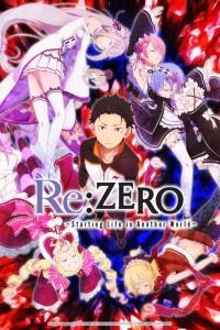 Re Zero kara Hajimeru Isekai Seikatsu Poster