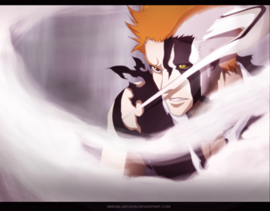 Bleach 675 Ichigo by Abigail-Geckon