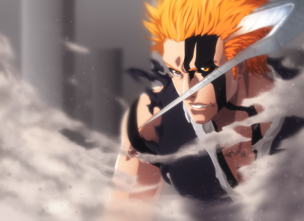 Ichigo's Quincy/Hollow Transformation! Fighting Yhwach – Bleach 675