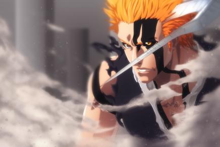 Ichigo's Quincy/Hollow Transformation! Fighting Yhwach – Bleach675