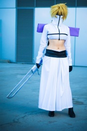 Bleach Tier Harribel Cosplay by Shiroiaisu