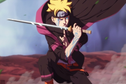 Boruto's Journey Begins – Boruto 1