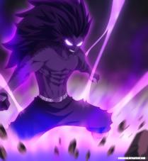 Fairy Tail 487 Gajee Jet Black Iron by lucasasn