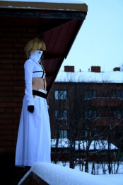 Harribel Tier Cosplay Bleach by Shiroiaisu