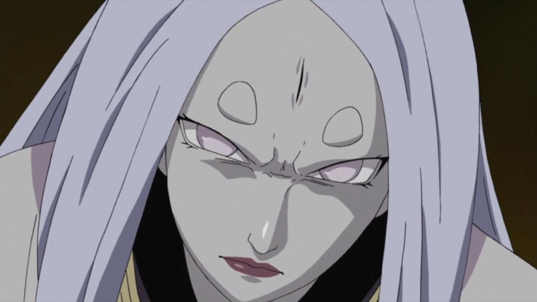 Kaguya angry
