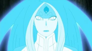 Kaguya's powers grow