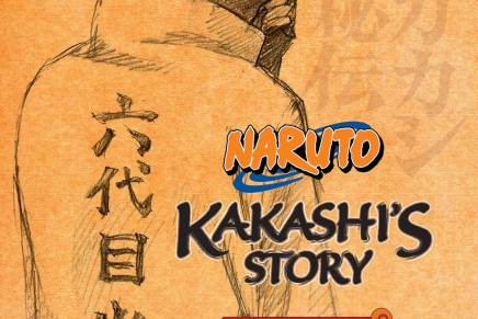 Naruto Gets New Konoha Shinden Novel