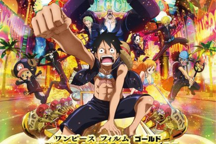 One Piece Film Gold Full Trailer Features Theme Song by GLIM SPANKY