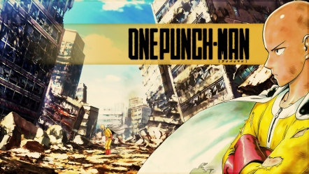 One Punch Man Wallpaper Saitama by dr-erich
