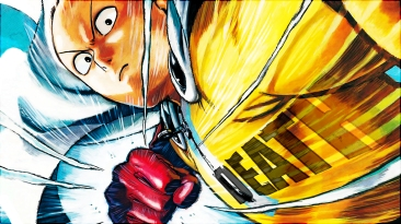 Saitama One Punch Man Wallpaper by dr-erich