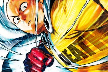8 Fantastic One Punch ManWallpaper