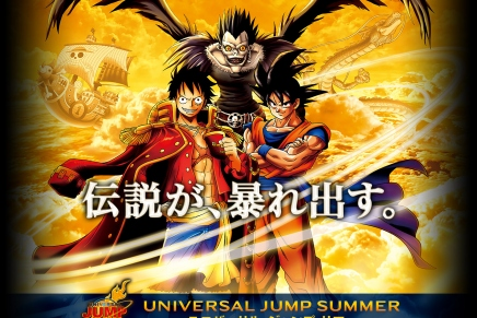 Dragon Ball Z: The Real 4D, One Piece and Death Note Attractions Preview