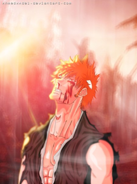 Bleach 679 Ichigo by ahmedxadel