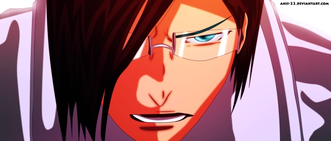 Bleach 679 Uryu by anis-22
