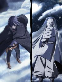 Boruto 2 Sasuke vs Momoshiki by x7rust