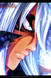 Fairy Tail 489 Acnologia by acnoxsus
