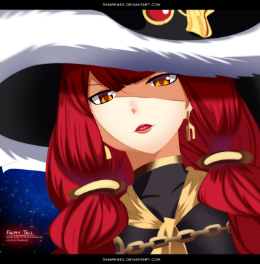 Fairy Tail 491 Eileen by sharknex