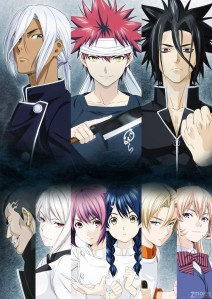 Food Wars Season Two