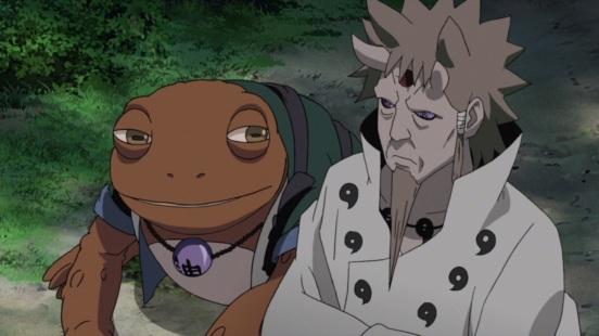 Gamamaru and Hagoromo