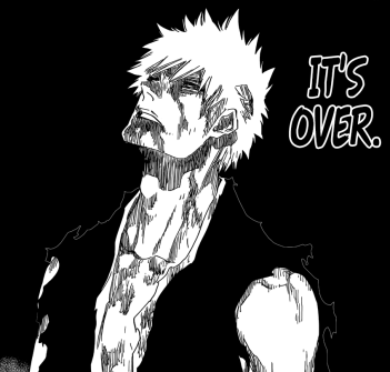 Ichigo It's Over