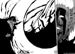 Ichigo's Gran Ray Cero