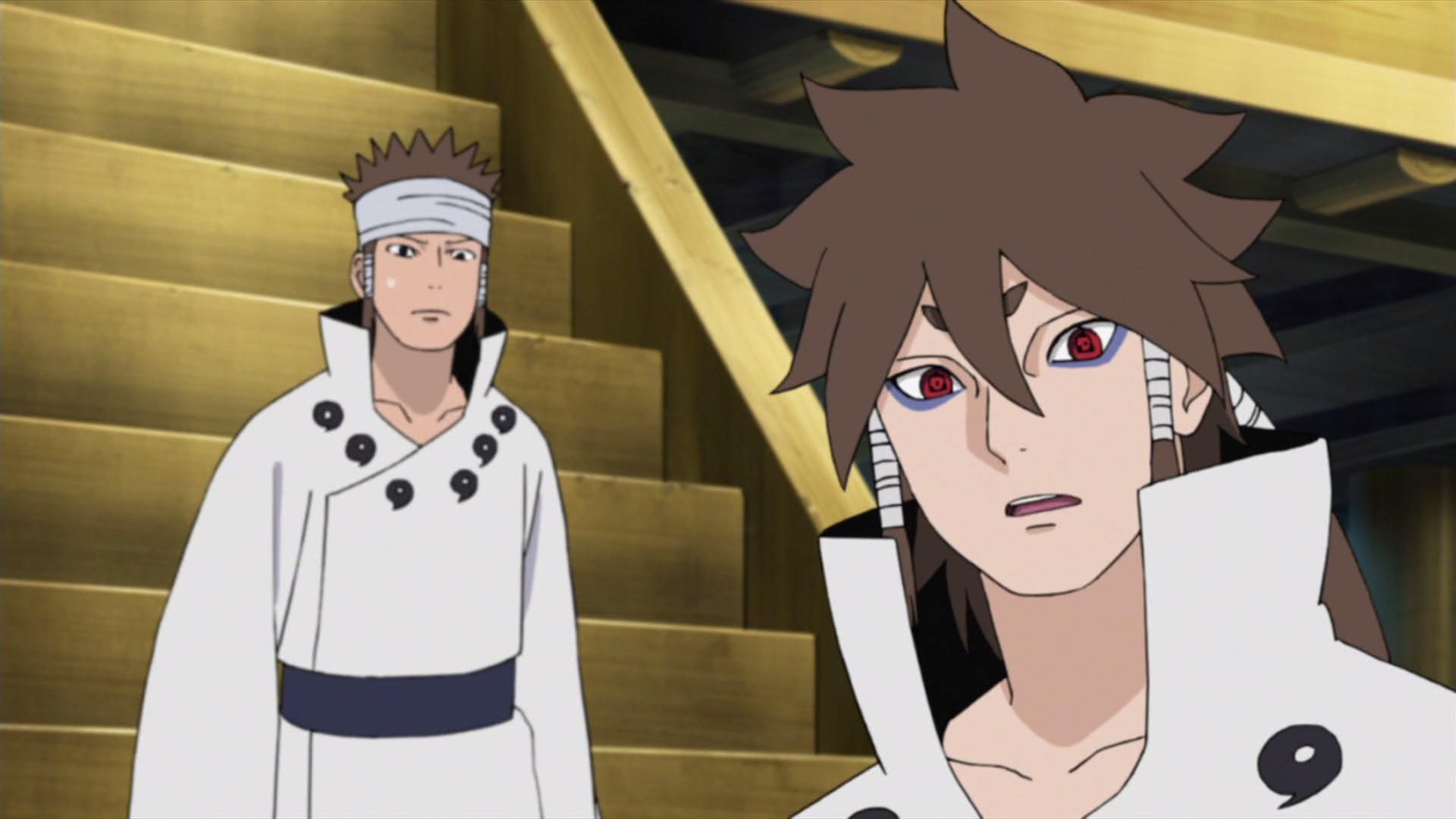 Indra and Ashura   Daily Anime Art