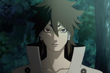 Ashura's Journey! Successor of Ninshu – Naruto Shippuden466