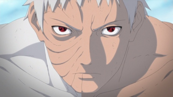 Obito ready to fight