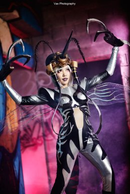 One Punch Man Mosquito Girl 1 by vaxzone