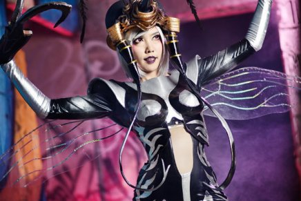 Cosplay: Mosquito Girl (One Punch Man)