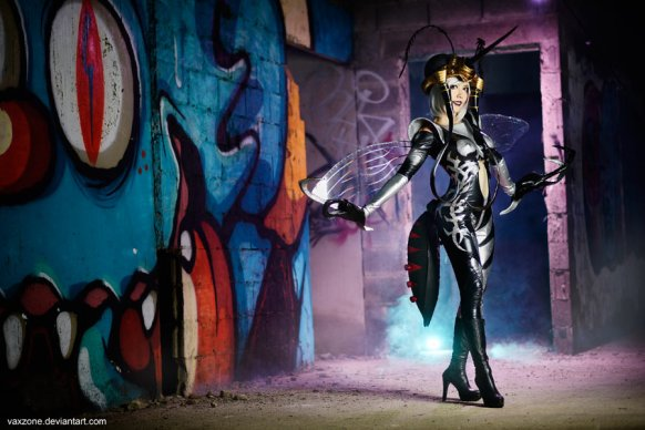 One Punch Man Mosquito Girl 2 by vaxzone