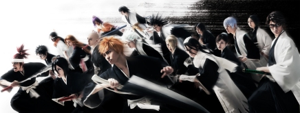 Rock Musical Bleach Reveal Main Visual and New CastVisuals