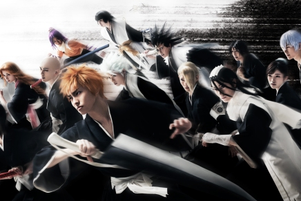 Rock Musical Bleach Reveal Main Visual and New Cast Visuals