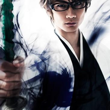 Ryoma Baba as Sosuke Aizen