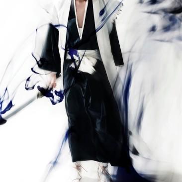 Shota Kawakami as Kenpachi Zaraki