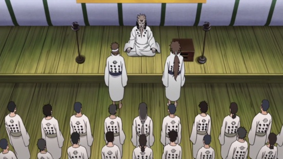 Successor of Ninja Indra and Ashura