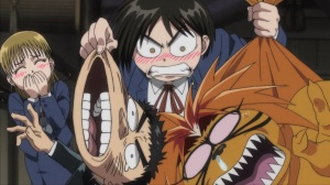 Ushio Tora funny
