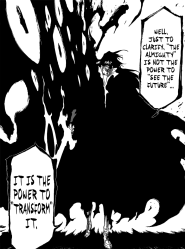Yhwach's Almighty Transform the Future