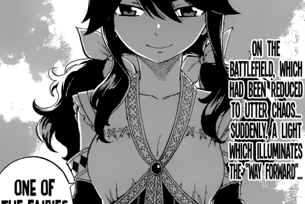Fairy Tail 491 Manga Preview (Spoilers)