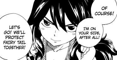 Zera to protect Fairy Tail