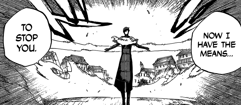 Aizen is free to move