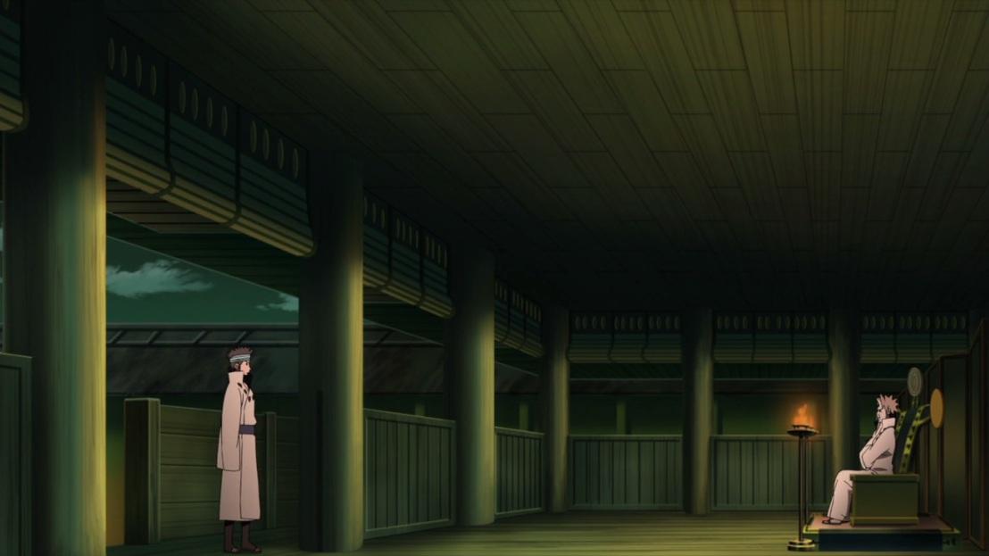Ashura and Hagoromo talk
