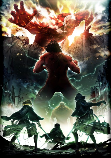 Attack on Titan 2nd Season Trailer Features MoreTitans