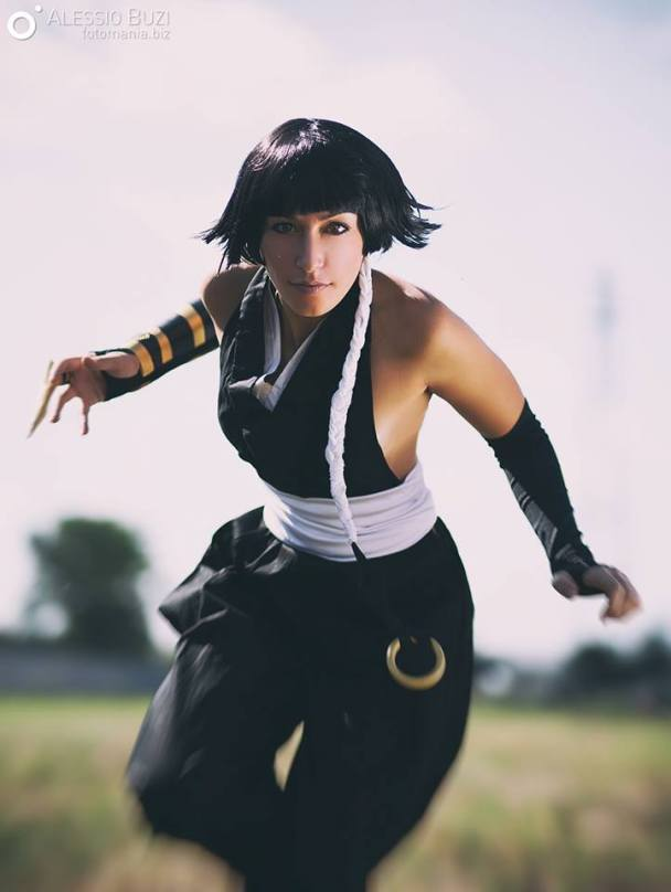 Bleach Soi Fon Cosplay by TammYTA