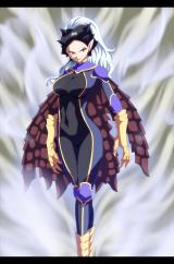 Fairy Tail 492 Mirajane Alegria by gilfrost