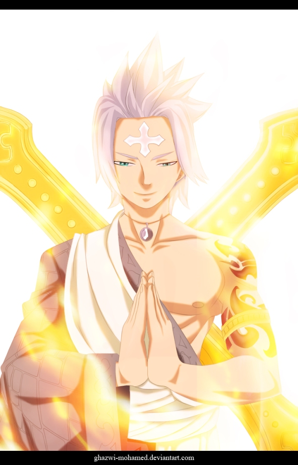Fairy Tail 493 Larcade Dragneel by ghazwi-mohamed