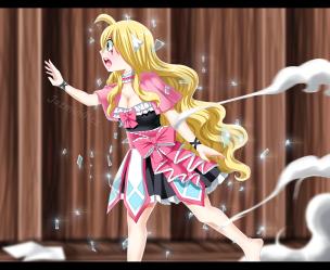 Fairy Tail 494 Mavis by jazminmtz